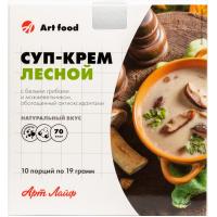 Суп-крем Лесной - с белыми грибами и можжевельником